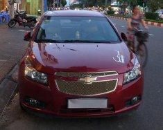 Cần bán xe Chevrolet Cruze đời 2011, màu đỏ giá 350 triệu tại BR-Vũng Tàu