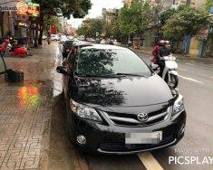 Bán xe Toyota Corolla altis 2.0 AT 2012, màu đen giá 585 triệu tại Thái Nguyên