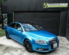 Bán xe Audi A6 2009, màu xanh lam, xe nhập giá 690 triệu tại Tp.HCM