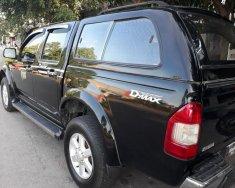 Cần bán gấp Isuzu Dmax bản đũ đời 2007, màu đen nhập khẩu nguyên chiếc, giá bán 295triệu giá 295 triệu tại Bình Dương