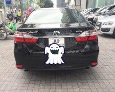 Cần bán lại xe Toyota Camry 2.5Q đời 2018, màu đen như mới giá 1 tỷ 325 tr tại Hà Nội