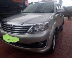 Bán Toyota Fortuner đời 2012, màu xám, chính chủ, 735tr giá 735 triệu tại Phú Yên