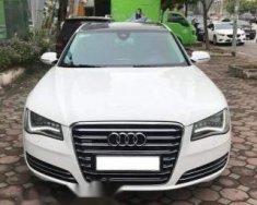 Bán lại xe Audi A8 L 3.0T 2011, màu trắng, nhập khẩu giá 2 tỷ 180 tr tại Tp.HCM