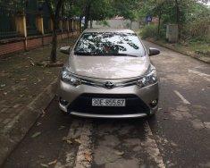 Bán ô tô Toyota Vios E đời 2017, màu nâu, giá tốt giá 515 triệu tại Hà Nội