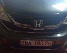 Bán Honda CR V năm 2011 màu đen, giá 650 triệu nhập khẩu nguyên chiếc giá 650 triệu tại Hà Nội