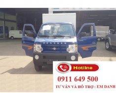 Bán các loại xe tải Dongben tải trọng 770kg, giá rẻ đời mới 2018, hỗ trợ trả góp 70% giá 160 triệu tại Kiên Giang