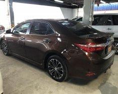 Bán Corolla Altis 2.0V 2015 màu nâu, giá còn thương lượng giá 770 triệu tại Tp.HCM