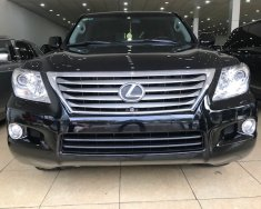 Cần bán Lexus LX 570 2010, màu đen giá 2 tỷ 750 tr tại Hà Nội