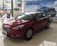 Cần bán Ford Focus Titanium sản xuất năm 2018, màu đỏ LH 0987987588 tại Bắc Kạn giá 710 triệu tại Bắc Kạn