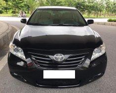 Bán xe Toyota Camry 2.4LE đời 2007 màu đen lung linh giá 537 triệu tại Tp.HCM