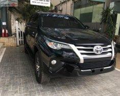 Cần bán xe Toyota Fortuner 2.4G 4x2 MT 2018, màu đen, nhập khẩu nguyên chiếc giá 1 tỷ 26 tr tại Hà Nội