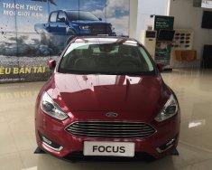 Bán xe Focus Titanium 2018 khuyến mại dán kính trải sàn. Hỗ trợ ngân hàng từ 7.5%/Năm LH 0989022295 tại Bắc Giang giá 710 triệu tại Bắc Giang