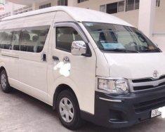 Bán Toyota Hiace 2.7 đời 2012, màu trắng, xe nhập như mới giá 535 triệu tại Đà Nẵng