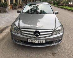 Cần bán lại xe Mercedes C 300 sản xuất 2010, màu xám, giá 545tr giá 545 triệu tại Hà Nội