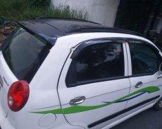 Cần bán lại xe Chevrolet Spark năm sản xuất 2009, màu trắng, nhập khẩu nguyên chiếc giá 138 triệu tại Tp.HCM