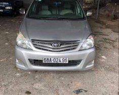 Cần bán gấp Toyota Innova năm 2009, màu bạc giá 415 triệu tại An Giang