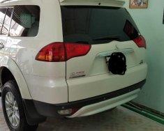 Cần bán Mitsubishi Pajero Sport năm 2013, màu trắng đã đi 100.000km giá 620 triệu tại Tp.HCM
