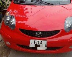 Cần bán lại xe BYD F0 năm sản xuất 2011, màu đỏ, nhập khẩu nguyên chiếc giá 127 triệu tại Tp.HCM