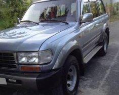 Bán Toyota Land Cruiser 4.5 xám 1997, hai cầu, số sàn xe còn rất đẹp giá 195 triệu tại Tp.HCM