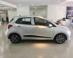 Hyundai Grand i10 số sàn màu bạc xe giao ngay trước tết, giá KM kèm quà tặng có giá trị, hỗ trợ vay ls ưu đãi. LH: 0903175312 giá 370 triệu tại Tp.HCM