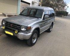 Bán Mitsubishi Pajero 2003, màu bạc, nhập khẩu nguyên chiếc, 188 triệu giá 188 triệu tại Thanh Hóa
