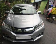 Cần bán xe Honda City AT đời 2016, màu bạc số tự động giá 490 triệu tại Tiền Giang