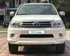 Bán xe Toyota Fortuner TRD Sportivo năm sản xuất 2011, màu trắng, 635tr giá 635 triệu tại Hà Nội