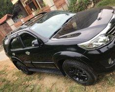Cần bán xe Toyota Fortuner V 2.7L 4x2 AT 2013, màu đen giá 688 triệu tại Hà Nội