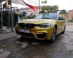 Xe BMW 3 Series 318i sản xuất 2004, màu vàng giá 400 triệu tại Hà Nội