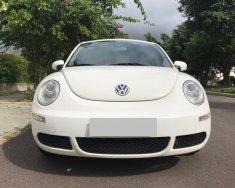 Cần bán Volkswagen New Beetle 1.6AT 2009, màu trắng, xe nhập, giá 490tr giá 490 triệu tại Bình Định