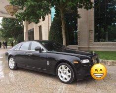 Bán Rolls Royce Ghost sản xuất 2010, đăng ký 2012 tên cá nhân giá 10 tỷ 700 tr tại Hà Nội