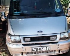Bán ô tô Ford Transit năm sản xuất 2005, màu bạc, nhập khẩu nguyên chiếc, giá chỉ 180 triệu giá 180 triệu tại Đắk Lắk