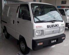 Cần bán xe Suzuki Super Carry Van đời 2018, màu trắng giá 290 triệu tại Hà Nội