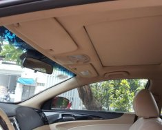 Bán Hyundai Sonata 2.0AT màu đỏ đô nhập Hàn Quốc 2011 biển Sài Gòn giá 546 triệu tại Tp.HCM