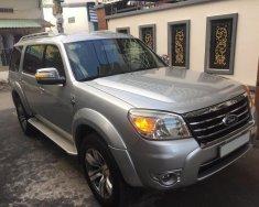 Bán Ford Everest 2011 tự động, màu bạc xe zin như xe hãng giá 538 triệu tại Tp.HCM