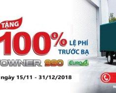 Cần bán xe Thaco dưới 1 tấn - giảm 100% phí trước bạ - động cơ Suzuki  giá 216 triệu tại Bình Dương