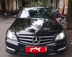Bán ô tô Mercedes C200 Edition sx 2014, mầu đen giá 850 triệu tại Hà Nội