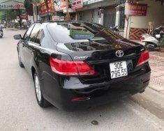 Cần bán gấp Toyota Camry 2.4G đời 2011, màu đen giá 659 triệu tại Hà Nội