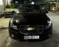 Bán Chevrolet Cruze LS 1.6 MT năm 2010, màu đen, giá tốt giá 295 triệu tại Đồng Nai
