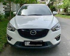 Bán xe Mazda CX 5 AWD 2.0 AT sản xuất năm 2014, màu trắng giá 680 triệu tại Tp.HCM