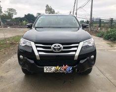 Bán ô tô Toyota Fortuner 2017, màu đen giá 1 tỷ 30 tr tại Hà Nội