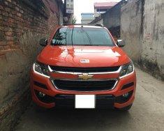 Chevrolet Colorado 2.5 Highcountry, màu cam số tự động, 2 cầu sản xuất và ĐK cuối 11.2018 giá 750 triệu tại Hà Nội