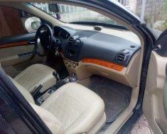 Cần bán Daewoo Gentra sản xuất năm 2009, màu đen, xe nhập, 165tr giá 165 triệu tại Hà Tĩnh