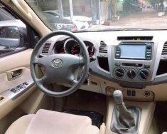 Cần bán Toyota Fortuner sản xuất năm 2010, màu bạc, giá tốt giá 650 triệu tại Hà Nội