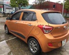 Bán xe Hyundai Grand i10 đời 2015, màu nâu, nhập khẩu chính chủ, giá tốt giá 359 triệu tại Hà Nội