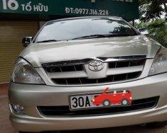 Bán xe Toyota Innova G năm 2006, màu bạc giá 315 triệu tại Hà Nội