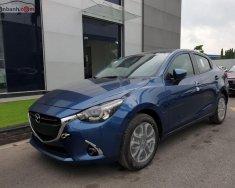 Bán Mazda 2 Premium sản xuất năm 2018, màu xanh lam, nhập khẩu  giá 559 triệu tại Bình Dương