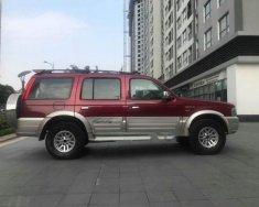 Bán ô tô Ford Escape MT năm sản xuất 2006, màu đỏ số sàn, 285 triệu giá 285 triệu tại Hà Nội