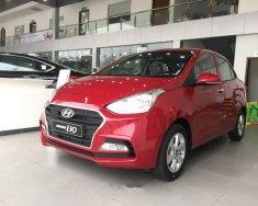 Bán Hyundai Grand i10 AT Sedan, giao ngay, đủ màu giá 408 triệu tại Hà Nội
