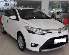 Bán xe Toyota Vios G đời 2017, màu trắng, 559 triệu biển TP giá 559 triệu tại Tp.HCM